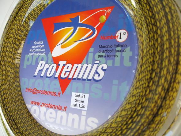Protennis Snake cordage de squash