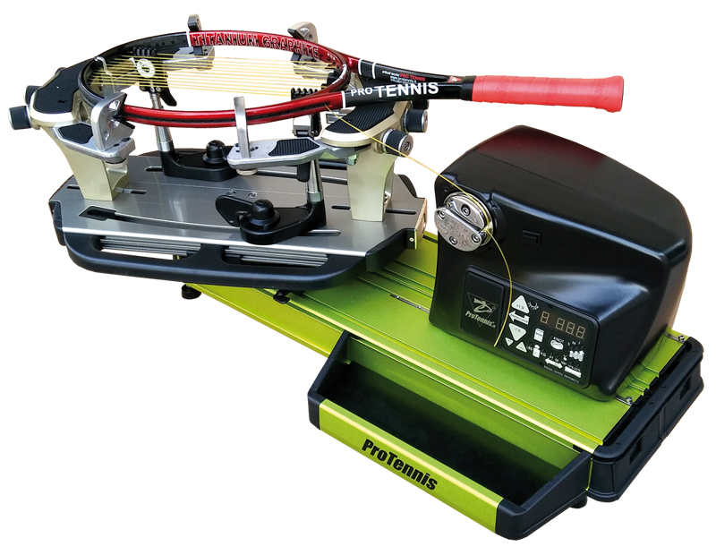 electronic stringing machine Protennis racket