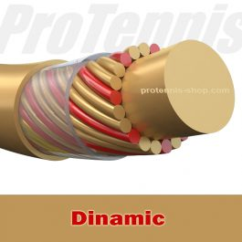 Multifilament tennis string Dinamic Protennis