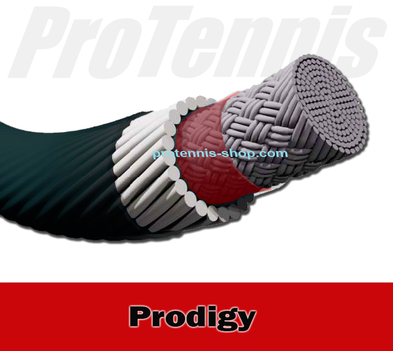 Multifilament tennis string Prodigy Protennis