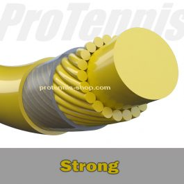 Multifilament tennis string Strong Protennis
