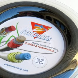 Protennis tennis string multifilament