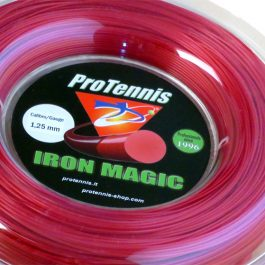 Monofilament tennis string