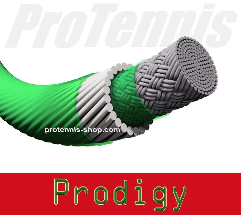 Protennis Multifilament Tennissaite PRODIGY